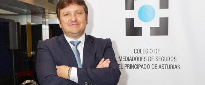 Reinerio Sarasúa nuevo presidente del Consejo General de Mediadores de Seguros